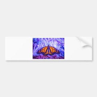 Butterfly First Flight Bumper Stickers