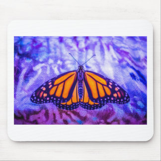 Butterfly First Flight Mouse Pad