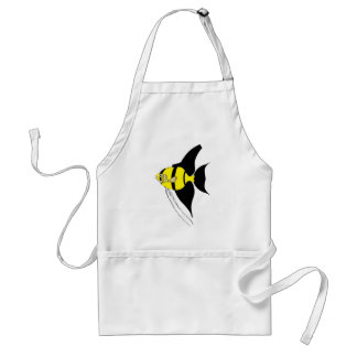 butterfly fish adult apron