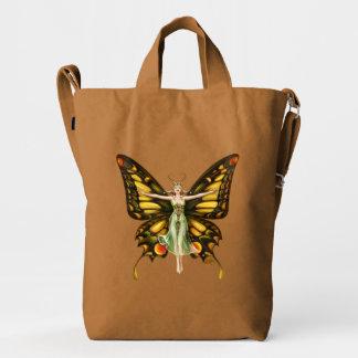 Butterfly Flapper Duck Bag