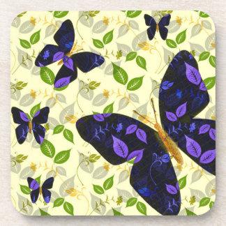 Butterfly Flight Beverage Coaster