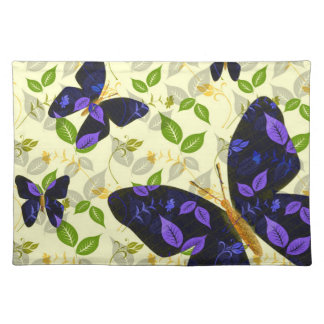 Butterfly Flight Cloth Placemat