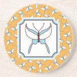 Butterfly Flight Coaster - Melon