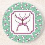 Butterfly Flight Coaster - Mint