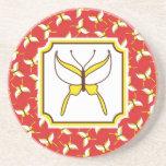 Butterfly Flight Coaster - Red