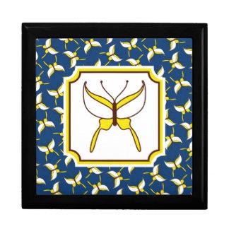 Butterfly Flight Gift Box - Blue