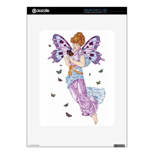 Butterfly Flight iPad Decal