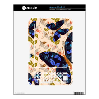 Butterfly Flight Skins For Kindle