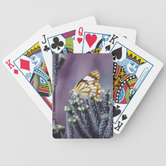 Butterfly Flitter Flutter vintage Bicycle Playing Cards