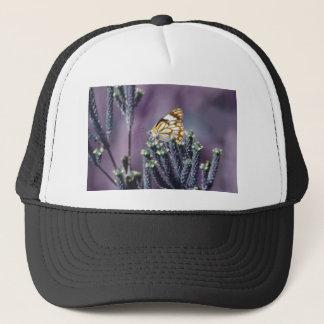 Butterfly Flitter Flutter vintage Trucker Hat