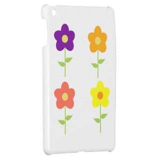 Butterfly Floral Blossoms Destiny Gardens iPad Mini Covers