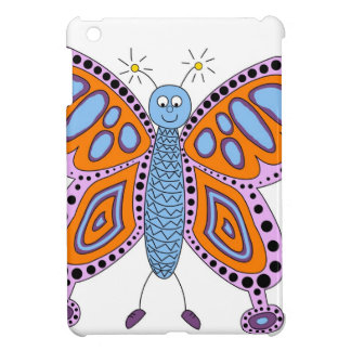 Butterfly Floral Blossoms Destiny Gardens iPad Mini Case