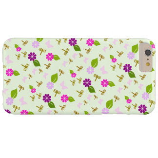 Butterfly Flower Garden iphone Cell Phone Case