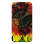 Butterfly Flower iPhone 4/4S Cover
