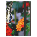 BUTTERFLY FLOWERS 1 iPad AIR COVERS