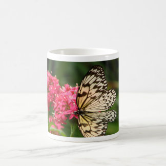 Butterfly Flowers 1 Coffee Mug