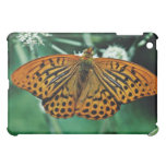 Butterfly flowers cover for the iPad mini