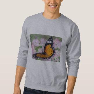 Butterfly Flutter aceo Adult Sweatshirt