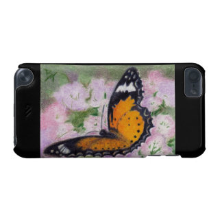 Butterfly Flutter aceo IPod Touch Case