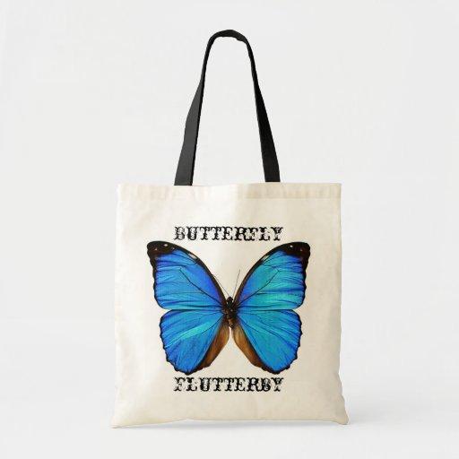 Butterfly Flutterby Bag