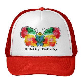 Butterfly Flutterby Trucker Hat