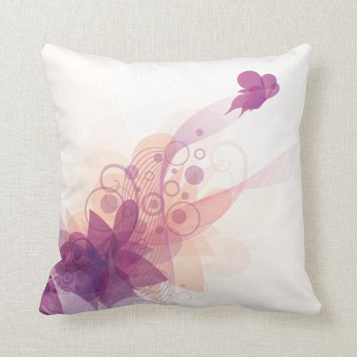 Butterfly Fly Away 1 Pillows