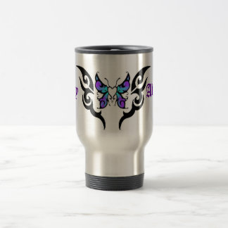 Butterfly_, Fly, Away Travel Mug