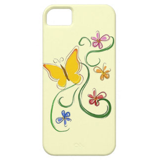 Butterfly Fly Free iPhone SE/5/5s Case