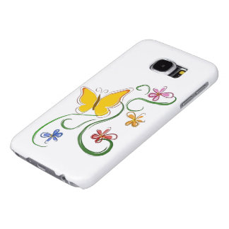 Butterfly Fly Free Samsung Galaxy S6 Cases