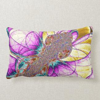 Butterfly Fractal Pillow