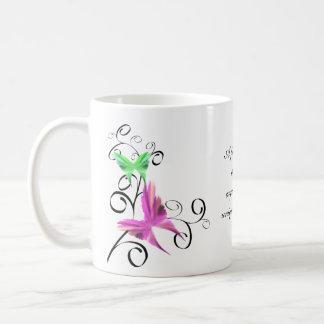 Butterfly Friendship Mug