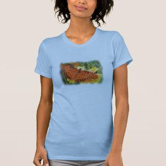 butterfly_fritillary_gulf_8900H_Paint T-Shirt