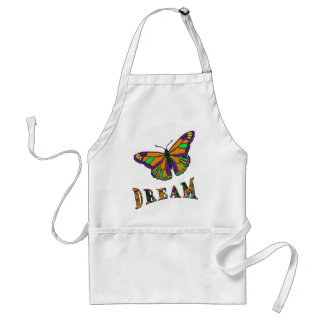 Butterfly from the Garden Adult Apron