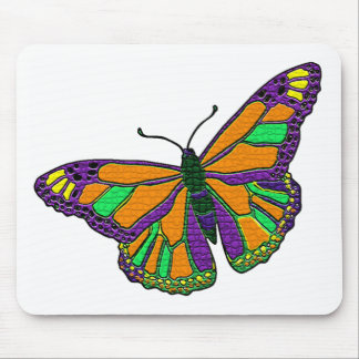Butterfly from the Garden Mouse Pad