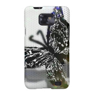 Butterfly Galaxy S2 Cases
