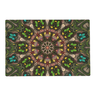 Butterfly Gallery. Placemat