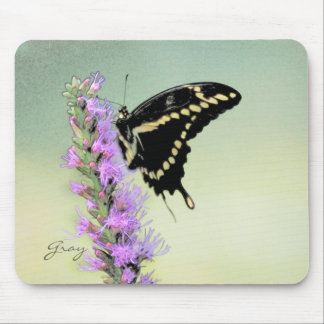 Butterfly Garden 7 Mouse Pad