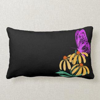 Butterfly Garden Accent Pillow