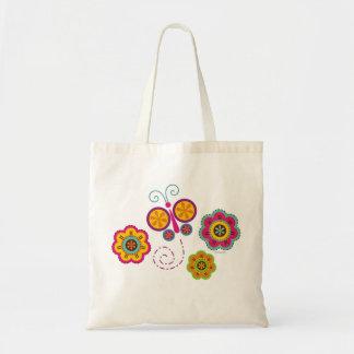 Butterfly Garden Bag