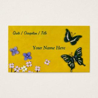 Butterfly Garden Business Card