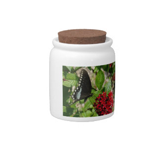 Butterfly Garden Candy Dishes