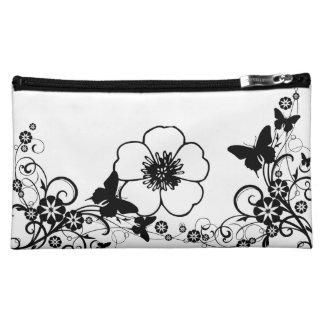 Butterfly Garden Cosmetic Bag