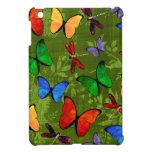 Butterfly Garden iPad Mini Cases