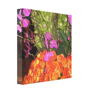 Butterfly Garden Las Vegas - Colorful Happy Times Canvas Print