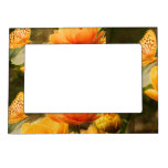 BUTTERFLY GARDEN MAGNETIC PICTURE FRAMES