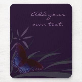 Butterfly Garden Mousepad