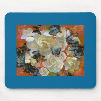 Butterfly Garden Placemat/Mousepad Mouse Pad