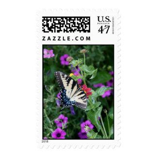 Butterfly Garden Postage