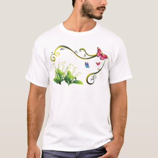 Butterfly Garden T-Shirt