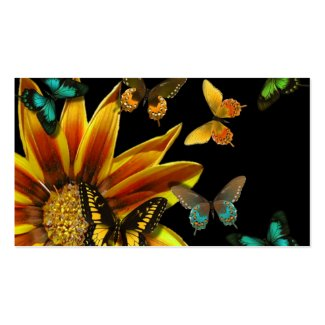 Butterfly Gardens Business Cards
